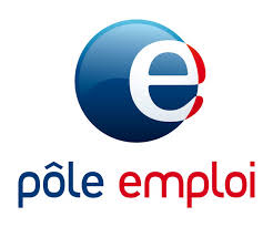 Logo de Pôle emploi partenaire de la SAS Creafi